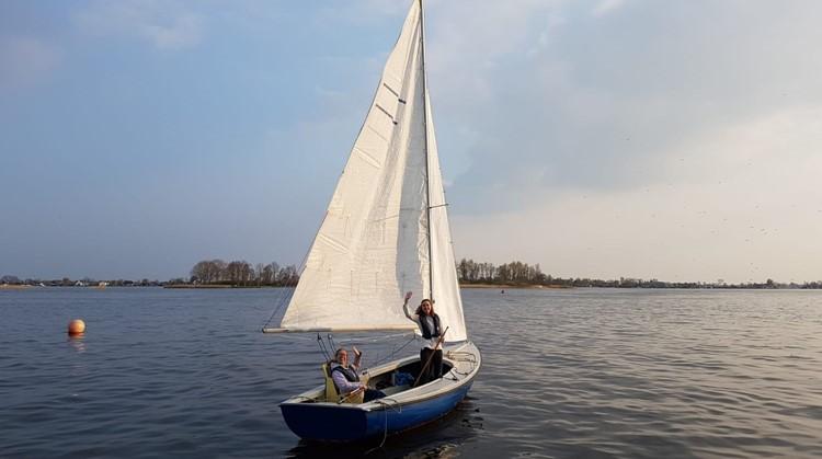 Zeilers met beperking zeilen 24 uur voor SailWise afbeelding nieuwsbericht