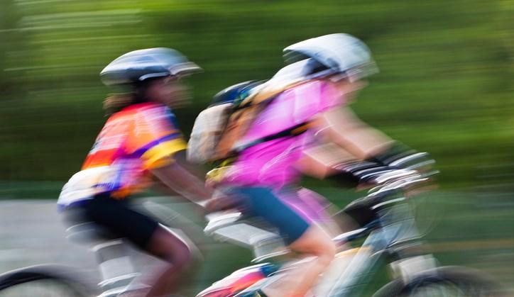 Natuurlijk kunnen ook blinden en slechtzienden keihard fietsen afbeelding nieuwsbericht