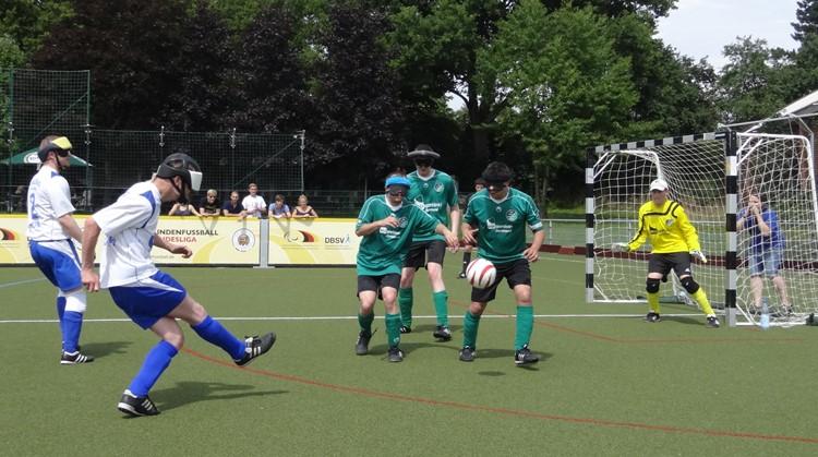 Wat je moet weten over blindenvoetbal afbeelding nieuwsbericht