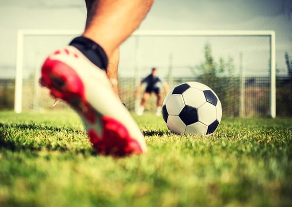 Ook met een hersenbeschadiging kun je scoren op het voetbalveld afbeelding nieuwsbericht