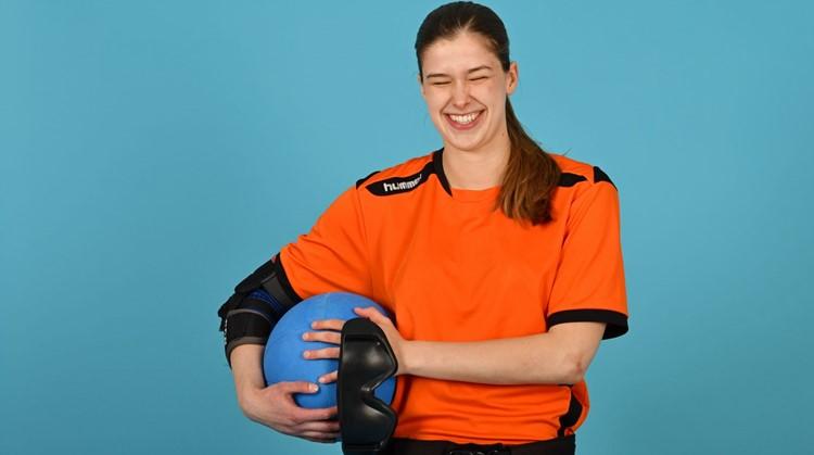 Sporten proberen met een visuele beperking! afbeelding nieuwsbericht