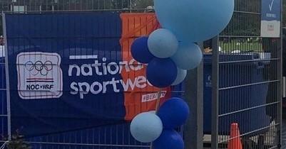 Djoke van Marum sluit met haar challenge de Nationale Sportweek in Huizen af! afbeelding nieuwsbericht