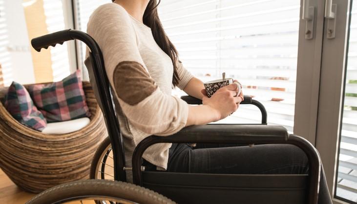 Eindelijk kon Maaike (38) accepteren dat ze in een rolstoel moest afbeelding nieuwsbericht
