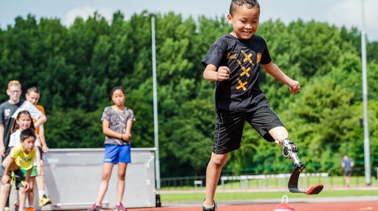 Het para-atletiek zomerkamp komt eraan! afbeelding nieuwsbericht