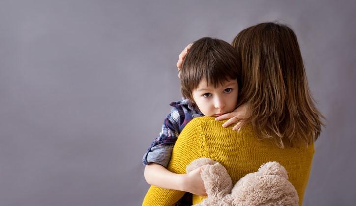 Soms word je keihard geconfronteerd met het feit dat je kind 'niet normaal' is afbeelding nieuwsbericht