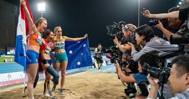 Afbeelding De helden van de WK Para Atletiek in beeld