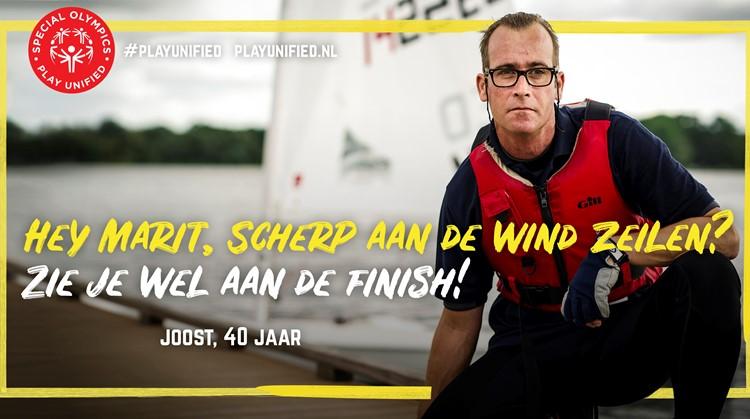 """Marit Bouwmeester: """"Gaaf dat we samen kunnen sporten!"""" afbeelding nieuwsbericht"""