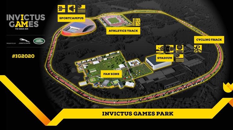 Aftellen naar de Invictus Games 2020 afbeelding nieuwsbericht