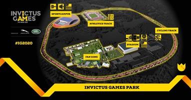 Afbeelding Aftellen naar de Invictus Games 2020