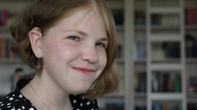 Vivian (24, meervoudig beperkt) zou liever doof zijn dan blind afbeelding nieuwsbericht