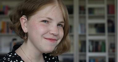 Afbeelding Vivian (24, meervoudig beperkt) zou liever doof zijn dan blind