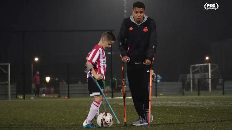 '10-jarige Giano is inspiratie voor velen' afbeelding nieuwsbericht