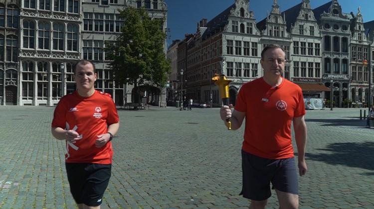 Eerste Virtual Special Olympics in België afbeelding nieuwsbericht