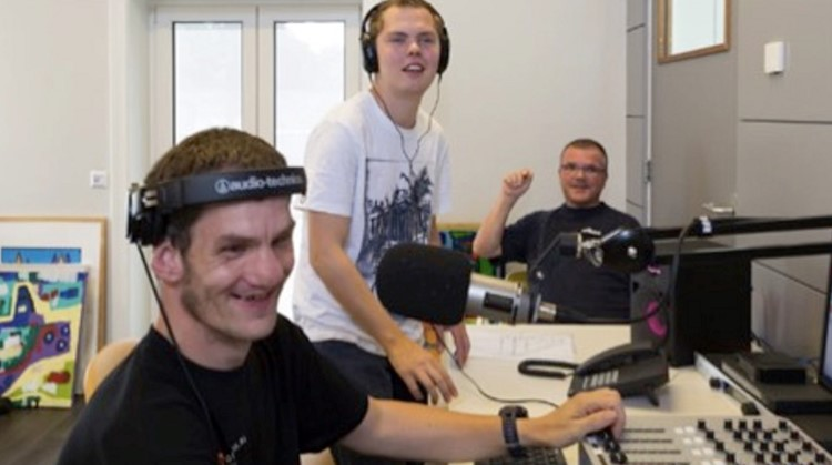 Zorginstelling Gemiva-SGV Groep lanceert eigen radiozender afbeelding nieuwsbericht