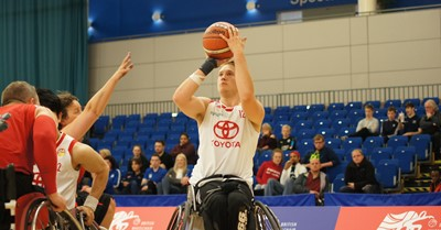 Ambassadeur Gijs Even: toprolstoelbasketballer en sportkundige met een missie afbeelding nieuwsbericht
