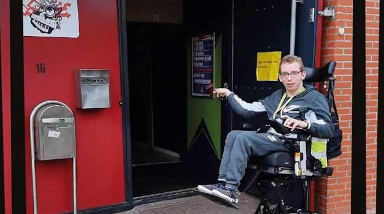 Lennarts leven is 'Spastisch Fantastisch' afbeelding nieuwsbericht