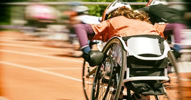 Afbeelding Sporten met een beperking: vroeger en nu