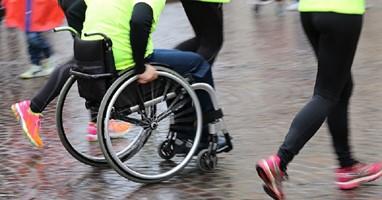 Afbeelding Zo ontmoet je andere sporters met en zonder beperking!