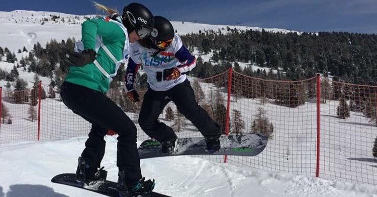 Gelders snowboardsucces in Finland! afbeelding nieuwsbericht