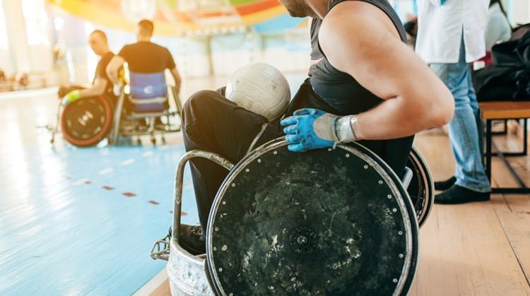 Probeer nu rolstoelrugby uit! afbeelding nieuwsbericht