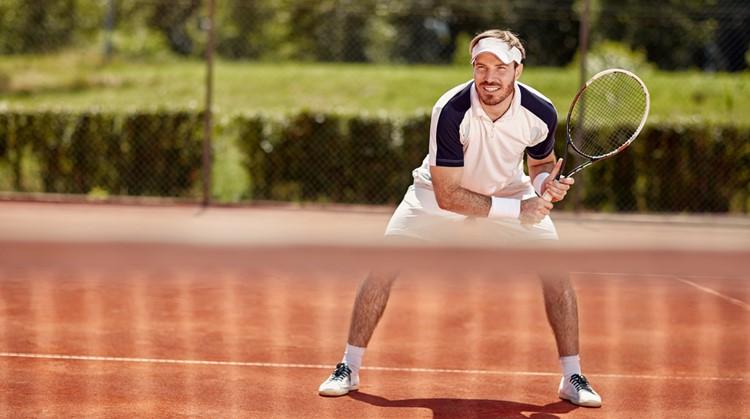 Hoe speel je tennis als je doof bent? afbeelding nieuwsbericht