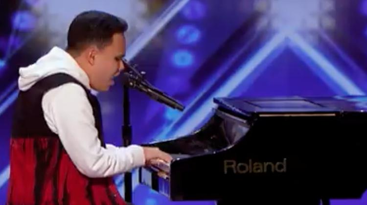Kodi Lee schittert in America's Got Talent afbeelding nieuwsbericht