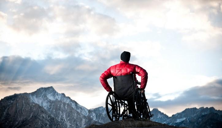 Arthur is het bewijs: klimmen kan óók als je in een rolstoel zit afbeelding nieuwsbericht