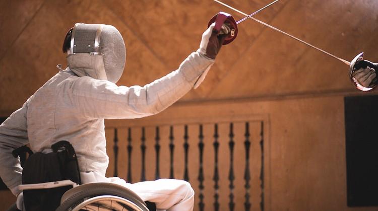 Laat je raken door rolstoelschermen! afbeelding nieuwsbericht