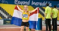 Afbeelding Atlete Lara Baars gaat voor goud!