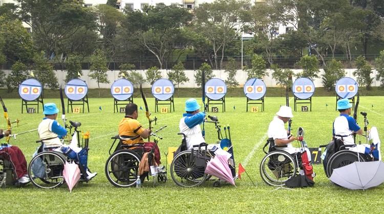 Handboogschieten vanuit je rolstoel: een schot in de roos voor jou! afbeelding nieuwsbericht