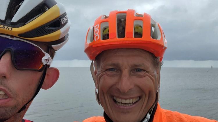 Arnoud fietste 300 km bij IJsselmeer Challenge afbeelding nieuwsbericht