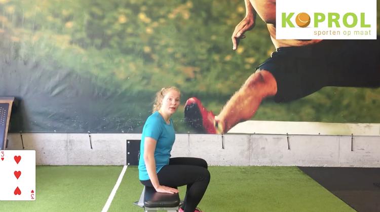 Doe mee Harten Gym van Stichting Koprol afbeelding nieuwsbericht