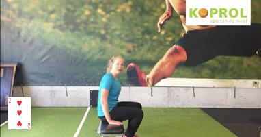 Afbeelding Doe mee Harten Gym van Stichting Koprol
