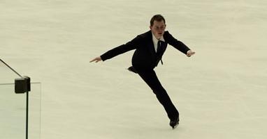 Afbeelding Benjamin (23, autisme) kan zich het beste uiten op het ijs