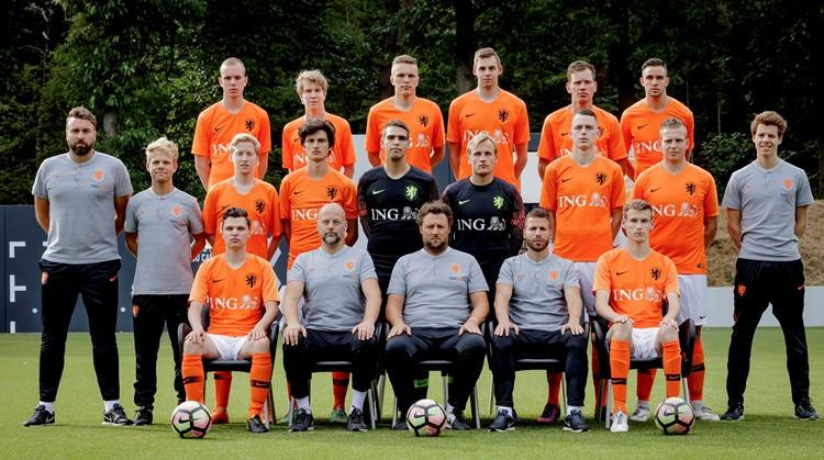 Trek je oranje shirt aan voor het EK CP-Voetbal in Zeist! afbeelding nieuwsbericht