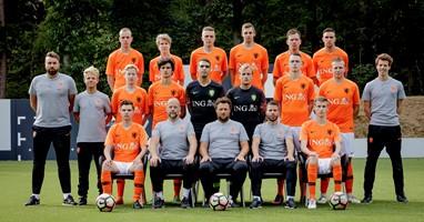 Afbeelding Trek je oranje shirt aan voor het EK CP-Voetbal in Zeist!