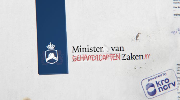 Op zoek naar minister gehandicaptenzaken afbeelding nieuwsbericht