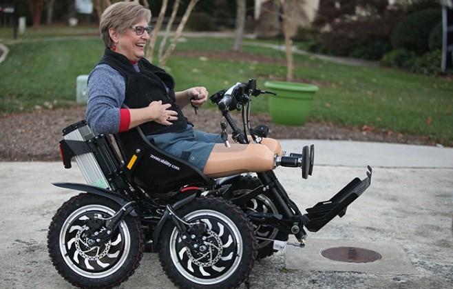 Nachtmerrie: Stella (63) verloor haar benen en daarna haar man afbeelding nieuwsbericht