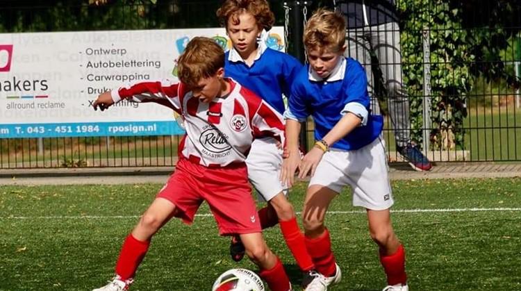Voetbal zorgt voor rust en energie bij Jasper afbeelding nieuwsbericht