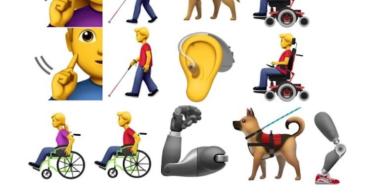 Gebruik jij de nieuwe rolstoel-emoji's al? afbeelding nieuwsbericht