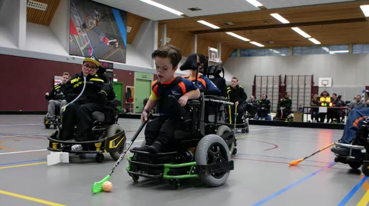 Bastiaan krijgt adrenalinekick van e-hockey afbeelding nieuwsbericht