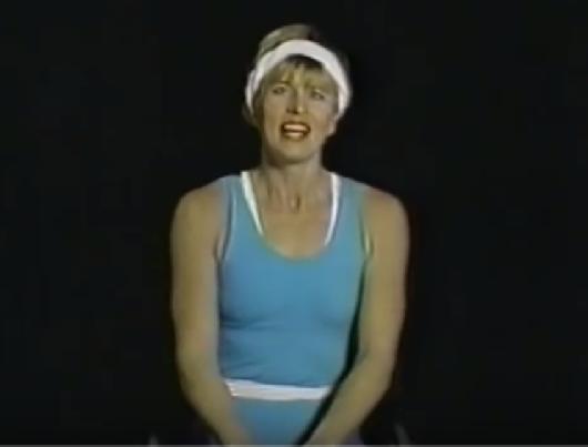 Toen ze verlamd raakte, werd Lisa aerobics-instructrice afbeelding nieuwsbericht