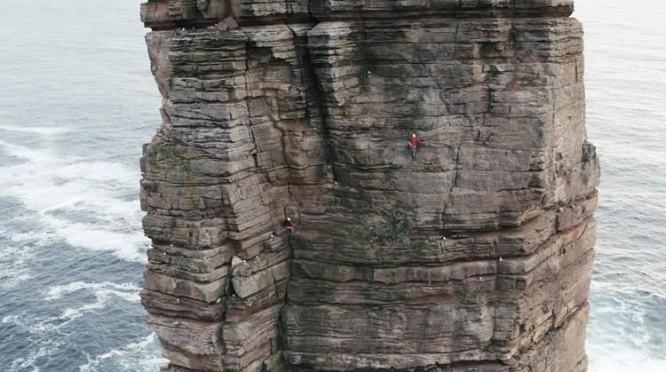 Blinde man klimt 137 meter recht omhoog afbeelding nieuwsbericht