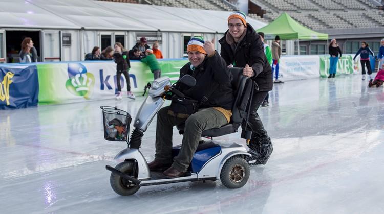Gratis schaatsen op de Coolste Baan van Nederland tijdens de KPN Schaatsvriendendag afbeelding nieuwsbericht