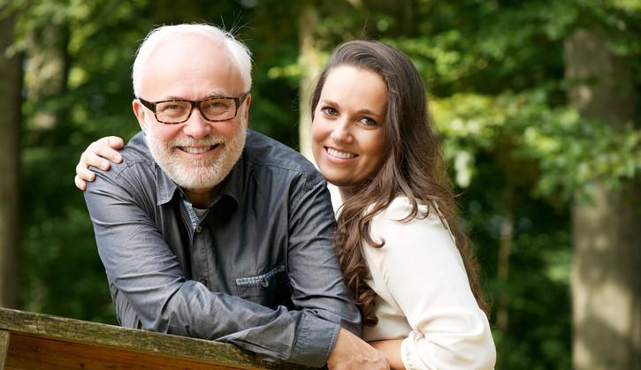 Toen Julia's vader een zenuwziekte kreeg, leerde hij haar een belangrijke les afbeelding nieuwsbericht