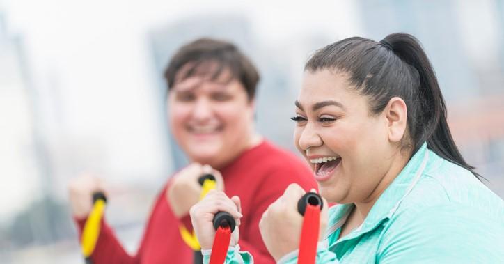 Dit zijn de (wetenschappelijke!) voordelen van een sportbuddy afbeelding nieuwsbericht