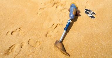 Afbeelding Checklist voor het reizen met een prothese