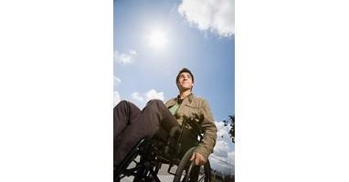 Afbeelding Test als eerste een nieuwe game voor rolstoelgebruikers