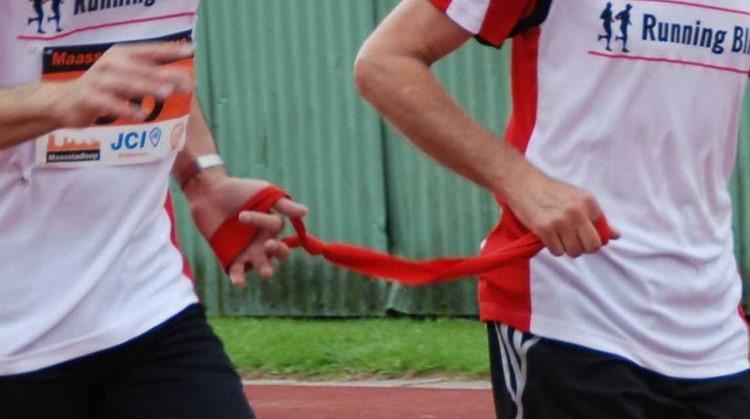Hardloopbuddy's in podcast over Running Blind afbeelding nieuwsbericht
