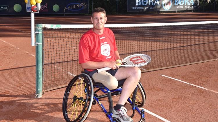 Jan (43) verloor zijn been, maar niet zijn sportiviteit afbeelding nieuwsbericht